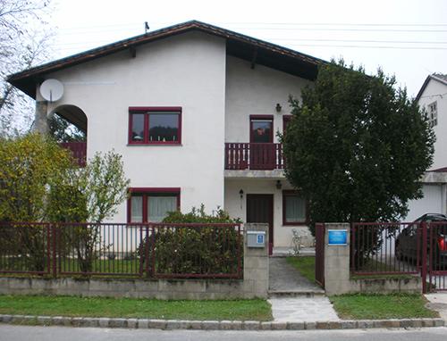 Verlagshaus in Klostermarienberg